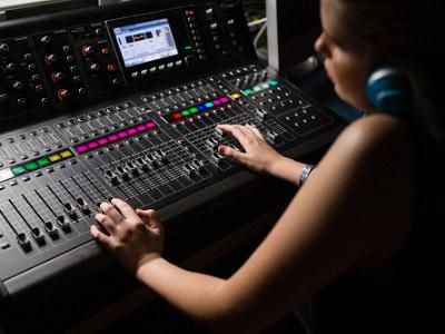 Studio enregistrement disque